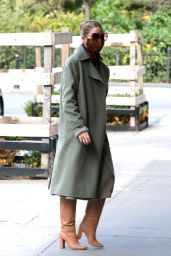 Olivia Palermo - Out in New York 11/03/2020