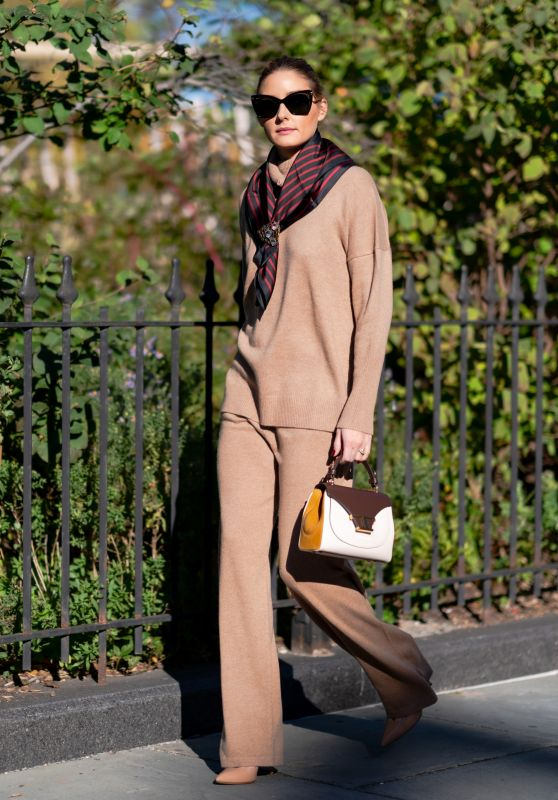 Olivia Palermo - Out in New York City 11/20/2020