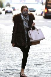 Olivia Palermo - Out in NYC 11/17/2020