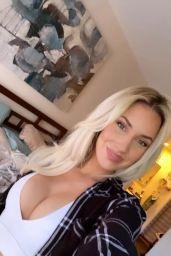 Paige Spiranac 11/25/2020