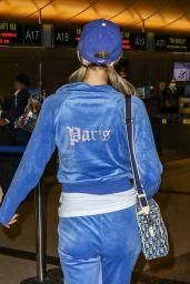 Paris Hilton - LAX Airport in LA 11/03/2020
