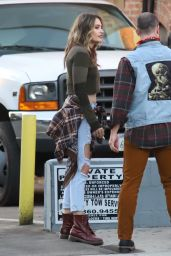 Paris Jackson - Out in Los Angeles 11/28/2020