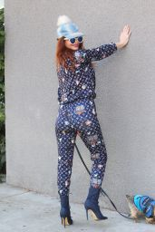 Phoebe Price - Shopping in Hollywood 11/24/2020