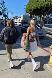 Pia Mia - Running Errands in West Hollywood 11/09/2020