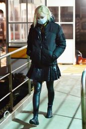 """Pom Klementieff - """"Mission: Impossible 7"""" Set in Venice 11/03/2020"""