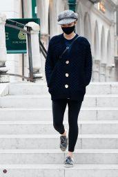 Pom Klementieff Street Style - Venice 11/03/2020