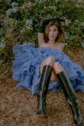 Rainey Qualley - Photoshoot for Hunger Magazine November 2020