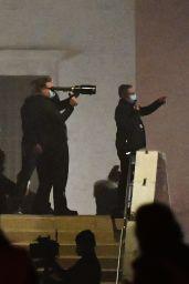 """Rebecca Ferguson - """"Mission: Impossible 7"""" Set in Campo San Giacomo dell"""