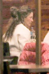 Rebecca Gayheart - Late-Night Dinner in Beverly Hills 11/10/2020