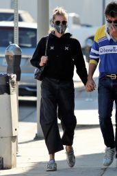 Rebecca Romijn Street Style - Los Angeles 11/13/2020