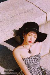 Red Velvet (Yeri) - Noblesse Men Magazine Korea November/December 2020