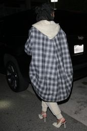 Rihanna Make Up Free - Santa Monica 11/12/2020