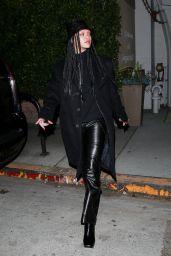 Rihanna Night Out in Santa Monica 11/07/2020