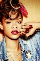 Rihanna - Talk That Talk Promoshoot 2011