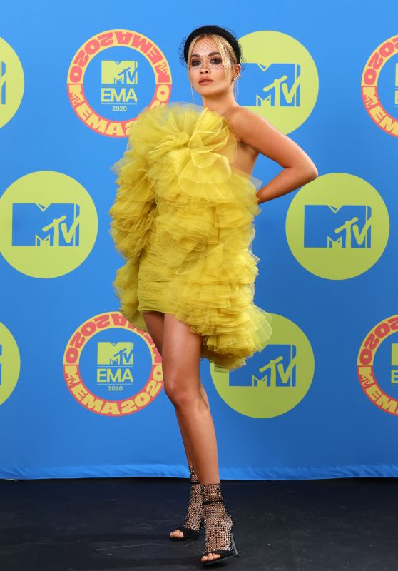 Rita Ora – 2020 MTV EMAs in Los Angeles