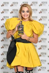Rita Ora - Prospero Tequila UK Launch in London 11/23/2020