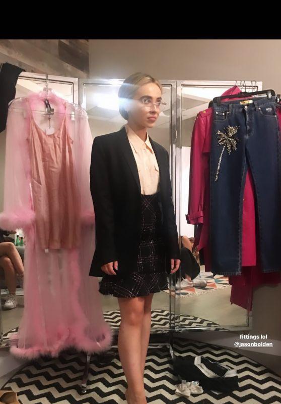 Sabrina Carpenter 11/10/2020