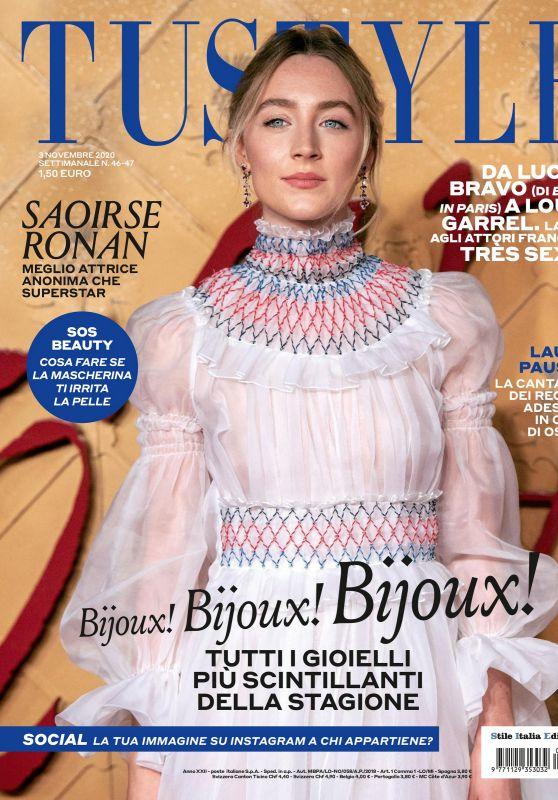 Saoirse Ronan - TuStyle 11/03/2020 Issue
