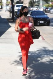 Sara Sampaio at the Gym in West Hollywood 11/17/2020