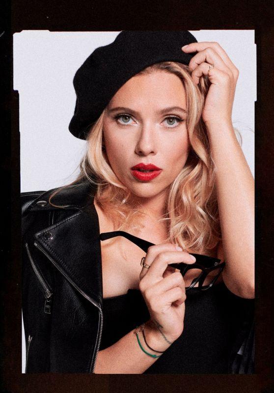 Scarlett Johansson - Marie Claire Winter Issue Photos
