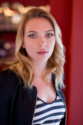 Scarlett Johansson - Photoshoot for USA Today 2012