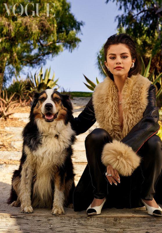 Selena Gomez - Vogue Mexico December 2020