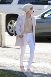 Selma Blair - Out For Coffee in Los Angeles 11/21/2020
