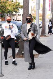 Sofia Richie Looks Chic - Beverly Hills 11/06/2020