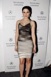 Sophia Bush - Herve Leger Fashion Show in New York (2009)