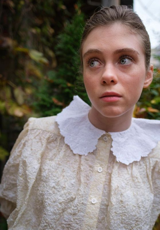 Sophia Lillis - Portraits for Uncle Frank Press Tour November 2020
