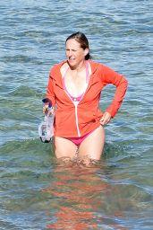 Sydney Sweeney in a Red Bikini - Beach in Hawaii 11/29/2020