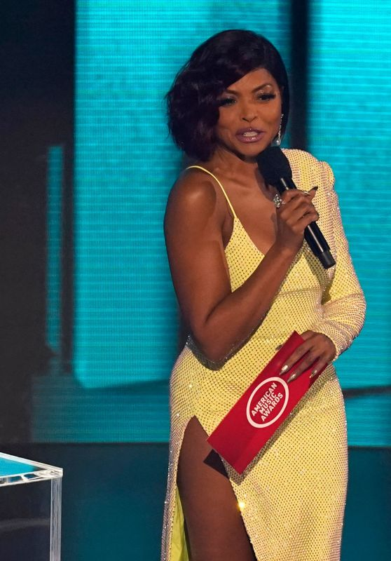 Taraji P. Henson – American Music Awards 2020 Ceremony in Los Angeles