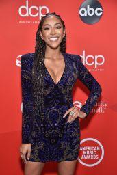 Tayshia Adams – American Music Awards 2020 in Los Angeles