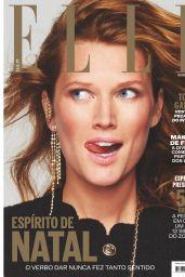 Toni Garrn - ELLE Portugal December 2020 Issue