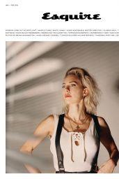 Vanessa Kirby - Esquire UK magazine 2020