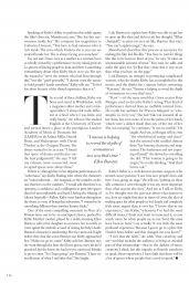 Vanessa Kirby - Harpers Bazaar Magazine November 2020 Issue