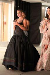 "Zion Moreno, Jordan Alexander and Savannah Smith - ""Gossip Girl"" Set in New York 11/22/2020"