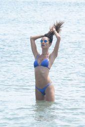Alessandra Ambrosio in a Bikini 11/28/2020