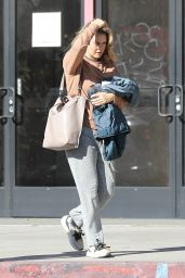Alicia Silverstone - Leaving a Gym Session in West Hollywood 12/02/2020