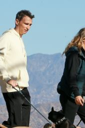 Alicia Silverstone - Out for Hike in Los Angeles 12/20/2020