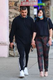 Amanda Bynes - Shopping in New York 12/03/2020