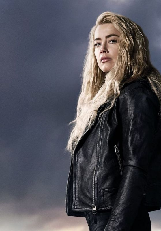 Amber Heard – The Stand Promo 2020 (+2)