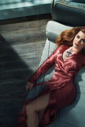 Amy Adams - Emmy Magazine July 2018 Issue