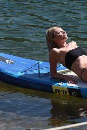 Amy Hart in a Bikini 09/28/2020