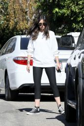Ana De Armas - Out in Brentwood 12/04/2020