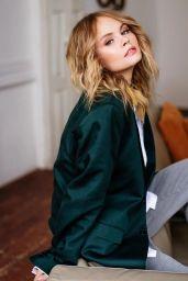 Anastasiya Scheglova - Photoshoot December 2020