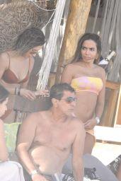 Anitta With Her Husband - Tulum Beach 12/22/2020