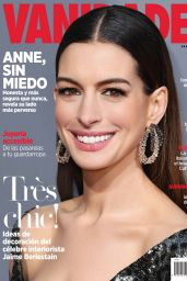 Anne Hathaway - Vanidades Magazine Mexico November 2020 Issue