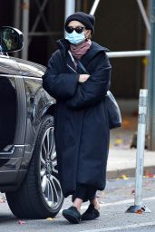 Ashley Olsen - Out in New York 11/29/2020