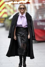Ashley Roberts in Pretty Little Thing Fashion Style - London 12/04/2020